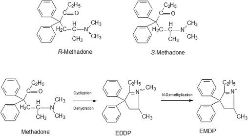 Methadone Metabolism and Drug-Drug Interactions: In Vitro